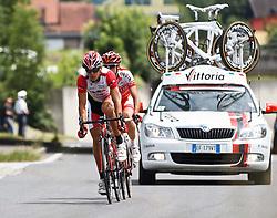 03.07.2011, AUT, Oesterreich Rundfahrt, 1. Etappe, Dornbirn-Goetzis, im Bild Schoeffmann Martin (WSA - Viperbike Kaerten), during the 63rd Tour of Austria, Stage 1, EXPA Pictures © 2011, PhotoCredit: EXPA/ P.Rinderer