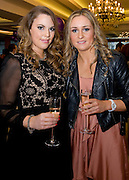 Sinead Diskin, Claregalway, Gemma Hynes, Moycullen, at the Take Me Out for Cancer Care West in the Sathill Hotel, Galway . Photo:Andrew Downes.
