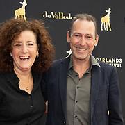 NL/Utrecht/20200927 - Filmpremiere I.M., Ingrid van Engelshoven met haar partner