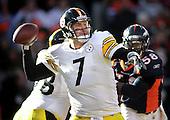 Broncos vs. Steelers
