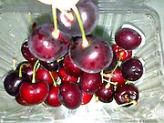 red dark Cherries