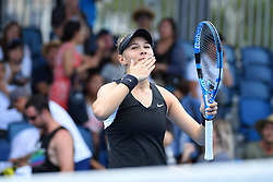 January 16, 2019 - Melbourne, AUSTRALIA - Amanda Anisimova (Credit Image: © Panoramic via ZUMA Press)