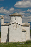 The tiny Church of the Holy Cross (Sv Kriz), dating from the 9th century, Nin, Croatia