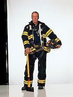Firefighter, Ladder 6, FDNY<br /> <br /> On medical leave, Hodges was undergoing a stress test at a doctor's office in Staten Island when the attacks occurred. A 20-year veteran of the FDNY, he is eligible to retire but has no plans to do so anytime soon.