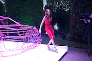 ECE SURKAN, Alexandra Shulman, Editor of Vogue & Phil Popham, Managing Director of Land Rover<br /> host the 40th Anniversary of Range Rover. The Orangery at Kensington Palace. London. 1 July 2010. -DO NOT ARCHIVE-© Copyright Photograph by Dafydd Jones. 248 Clapham Rd. London SW9 0PZ. Tel 0207 820 0771. www.dafjones.com.