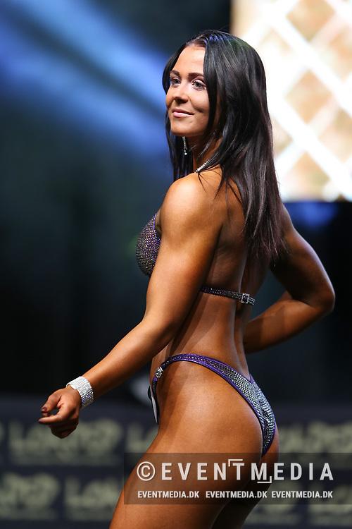 Bikini Fitness Junior -166cm. Debutantstævne 2018 i Fitness og Bodybuilding i Messecenter Herning, arrangeret af Dansk Bodybuilding og Fitness Forbund (DBFF), den 01.04.2018. Photo Credit: Allan Jensen/EVENTMEDIA.