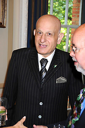 NAIM ATTALLAH at a party to celebrate the publication on 'Unsuitable' by Suzy Parsons held at St.Stephen's Club, 34 Queen Anne's Gate, London SW1 on 19th June 2008<br /><br />NON EXCLUSIVE - WORLD RIGHTS