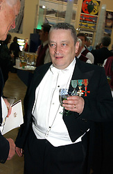 NORMAN ROSENTHAL at The Royal Academy dinner before the official opening of the Summer Exhibition held at the Royal Academy of Art, Burlington House, Piccadilly, London W1 on 6th June 2006.<br /><br />NON EXCLUSIVE - WORLD RIGHTS