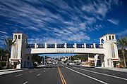 Dana Point Pedestrian Bridge