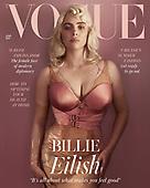 May 02, 2021 - UK: Billie Eilish Covers British Vogue June Cover
