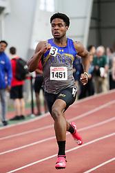 Monroe, Young, 400<br /> BU Terrier Indoor track meet