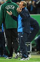 Fotball<br /> Tyskland<br /> 07.09.2010<br /> Foto: Witters/Digitalsport<br /> NORWAY ONLY<br /> <br /> Trainer Berti Vogts (Aserbaidschan)<br /> <br /> EM-Qualifikation, Tyskland - Aserbajan