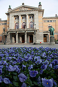 National Theater, Oslo, Norway