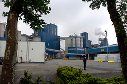 DESSEL, BELGIUM - MAY-17-2006 - The SIBELCO sand and silica plant in Dessel. (PHOTO © JOCK FISTICK)