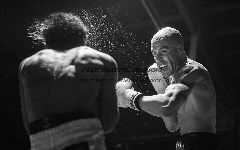 """20-10-2013 renedo de pielagos <br /> velada de boxeo <br /> Daniel Rasilla """" la cobra"""" vs Michel Carrero<br /> <br /> Fotos: Juan Manuel Serrano Arce"""