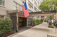 Entrance to 310 East 70th Street