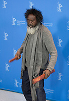 Witiyana Marika at the photocall for the film High Ground at the 70th Berlinale International Film Festival, on Sunday 23rd February 2020, Hotel Grand Hyatt, Berlin, Germany. Photo credit: Doreen Kennedy