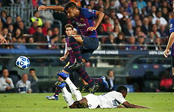 October 24, 2018 - Barcelona, Spain - Rafinha during the match between FC Barcelona and Inter, corresponding to the week 3 of the group stage of the UEFA Champions Leage, played at the Camp Nou Stadium, on 24th October 2018, in Barcelona, Spain. (Credit Image: © Joan Valls/NurPhoto via ZUMA Press)