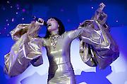 Dami Im performs for Hyundai Executives at the Grand Hyatt, Melbourne