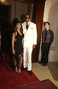 Jay-Z and Teairra Mari. GQ Men Of The Year Awards at the Royal Opera House, London. September 6, 2005 in London, England, ONE TIME USE ONLY - DO NOT ARCHIVE  © Copyright Photograph by Dafydd Jones 66 Stockwell Park Rd. London SW9 0DA Tel 020 7733 0108 www.dafjones.com