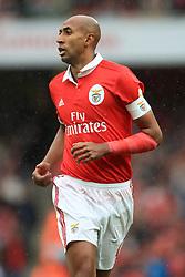 Benfica's Luisao
