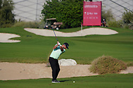 Andy Sullivan (ENG) on the 17th during Round 1 of the Commercial Bank Qatar Masters 2020 at the Education City Golf Club, Doha, Qatar . 05/03/2020<br /> Picture: Golffile   Thos Caffrey<br /> <br /> <br /> All photo usage must carry mandatory copyright credit (© Golffile   Thos Caffrey)