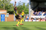 Burton Albion midfielder Lloyd Dyer (11) during the EFL Sky Bet Championship match between Burton Albion and Cardiff City at the Pirelli Stadium, Burton upon Trent, England on 5 August 2017. Photo by Richard Holmes.