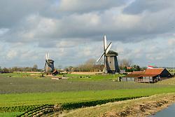 Schermerhorn, Schermer, Noord Holland, Netherlands