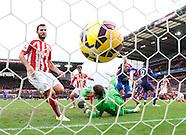 Stoke City v Manchester United 010115