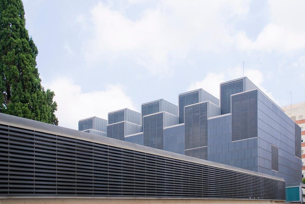 Museu Bellas Artes. Castellon. Mansilla Tuñon Architects