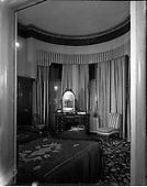 1958 - Interior of Ormsby Hotel, 27 Eccles Street, Dublin