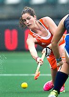 DEN HAAG - MARLOES KEETELS. Nederland speelt oefenwedstrijd tegen USA in het Kyocera Stadion. COPYRIGHT KOEN SUYK
