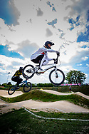 2021 UCI BMXSX World Cup 1&2<br /> Verona (Italy) - Friday Practice<br /> ^me#7 GRAF, David (SUI, ME) Team_CH, Prophecy