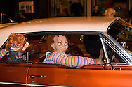 Chucky driving by