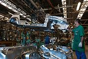 Contagem, 14/03/2007<br /> <br /> Documentacao coorporativa da planta industrial da fabrica de autopecas AETHRA.<br /> <br /> FOTO: BUNO MAGALHAES / AGENCIA NITRO