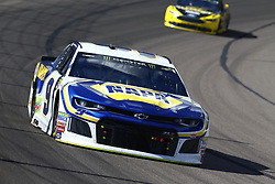 March 11, 2018 - Avondale, Arizona, United States of America - March 11, 2018 - Avondale, Arizona, USA: Chase Elliott (9) brings his car through the turns during the Ticket Guardian 500(k) at ISM Raceway in Avondale, Arizona. (Credit Image: © Chris Owens Asp Inc/ASP via ZUMA Wire)