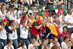 Opening ceremony, Team Belgium<br /> World Equestrian Games - Tryon 2018<br /> © Hippo Foto - Sharon Vandeput<br /> 11/09/2018