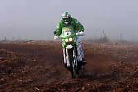 Motor<br /> Paris Dakar 2007<br /> Foto: Dppi/Digitalsport<br /> NORWAY ONLY<br /> <br /> MOTORSPORT - DAKAR 2007 - STAGE 1 - LISBOA . PORTIMAO 06/01/2007<br /> <br /> MOTO - PÅL ANDERS ULLEVÅLSETER (NOR) / KTM SCANDINAVIA - ACTION