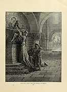 For the Defence of Christ Plate LXIII from the book Story of the crusades. with a magnificent gallery of one hundred full-page engravings by the world-renowned artist, Gustave Doré [Gustave Dore] by Boyd, James P. (James Penny), 1836-1910. Published in Philadelphia 1892