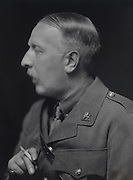 Ford Maddox Ford, (neé Hueffer), author and reviewer, England, UK, 1915