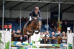 Maarse David (NED) - Bocelli<br /> KWPN Paardendagen Ermelo 2010<br /> © Dirk Caremans