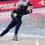 Catherine Raney Norman - US Speed Skating Team - Long Track Speed Skating - Photo Archive