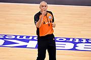 DESCRIZIONE : Campionato 2013/14 Finale Gara 7 Olimpia EA7 Emporio Armani Milano - Montepaschi Mens Sana Siena Scudetto<br /> GIOCATORE : Luigi Lamonica Arbitro<br /> CATEGORIA : Arbitro Mani<br /> SQUADRA : Arbitro<br /> EVENTO : LegaBasket Serie A Beko Playoff 2013/2014<br /> GARA : Olimpia EA7 Emporio Armani Milano - Montepaschi Mens Sana Siena<br /> DATA : 27/06/2014<br /> SPORT : Pallacanestro <br /> AUTORE : Agenzia Ciamillo-Castoria /GiulioCiamillo<br /> Galleria : LegaBasket Serie A Beko Playoff 2013/2014<br /> FOTONOTIZIA : Campionato 2013/14 Finale GARA 7 Olimpia EA7 Emporio Armani Milano - Montepaschi Mens Sana Siena<br /> Predefinita :