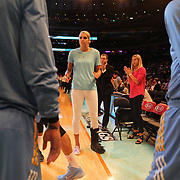 WNBA: Chicago Sky vs. NY Liberty featuring Elena Delle Donne of the Sky<br /> game action featuring Elena Delle Donne of the Chicago Sky<br /> Madison Square Garden/New York, NY, USA<br /> 8/11/2015<br /> X159851 TK1<br /> Credit: Tim Clayton