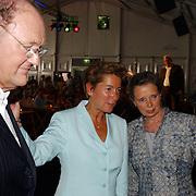 Opening Parc Spelderholt Beekbergen, Joop en Janine van den Ende, Rita Kok - Roukema