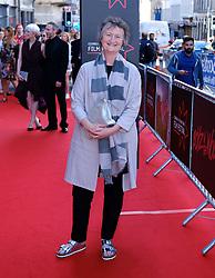 Edinburgh International Film Festival 2019<br /> <br /> Boyz In The Wood (European Premiere)<br /> <br /> Stars and guests arrive on the red carpet<br /> <br /> Pictured: Georgie Glen<br /> <br /> Alex Todd   Edinburgh Elite media