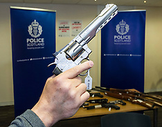 Police Scotland launch air weapons surrender campaign | Edinburgh | 19 May 2016