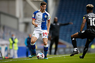 Joseph Rankin-Costello of Blackburn Rovers during the EFL Cup match between Blackburn Rovers and Doncaster Rovers at Ewood Park, Blackburn, England on 29 August 2020.