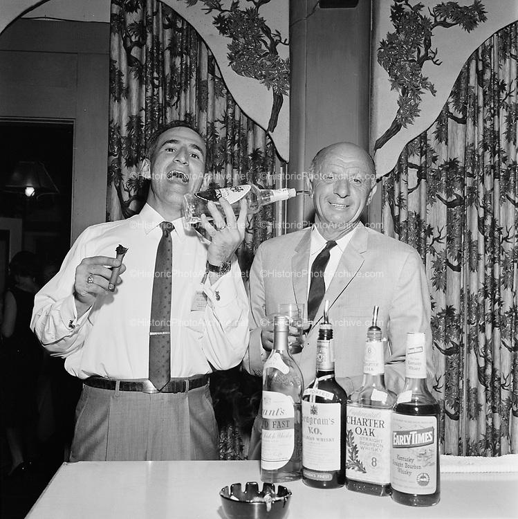 Y-620916-11-03. Oregon Restaurant Association first annual convention, Hotel Gearhart, Surfside Motel. September 16/17/18, 1962