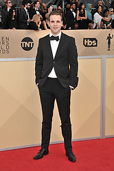 Alan Aisenberg arrives at the 24th annual Screen Actors Guild Awards at The Shrine Exposition Center on January 21, 2018 in Los Angeles, California. <br /><br />(Photo by Sthanlee Mirador/Sipa USA)